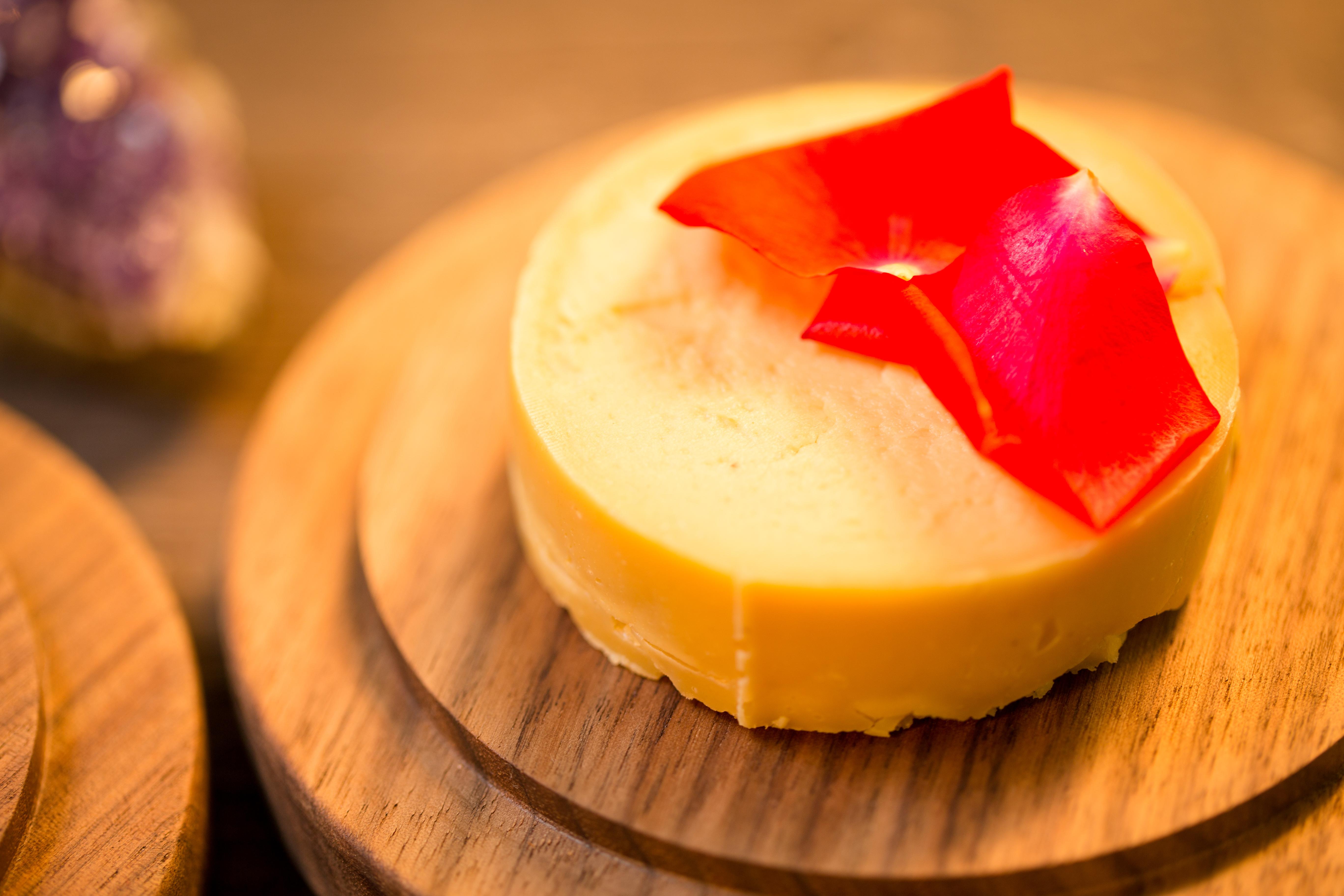 Smoked cheddar cheese - 90 grams