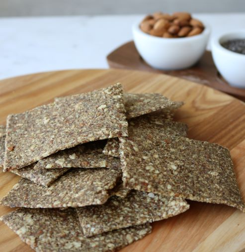 Fennel Crackers