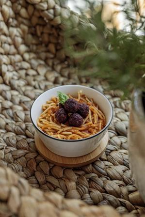 Spaghetti Neatballs